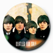 The Beatles - For Sale Badge