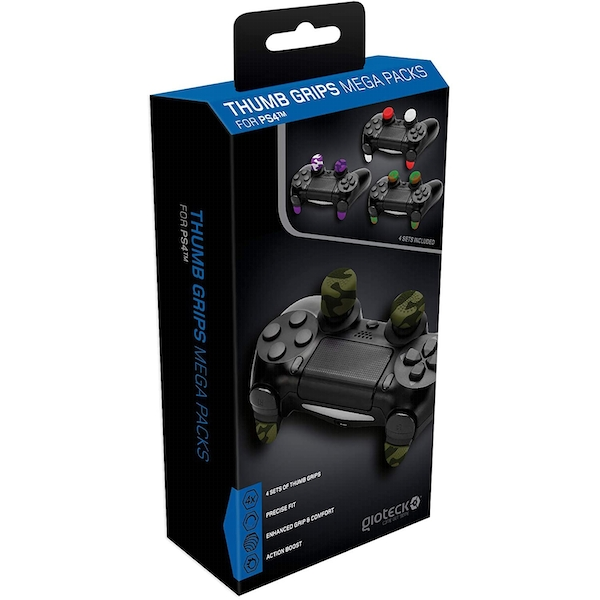 Gioteck Thumb Grips for PS4