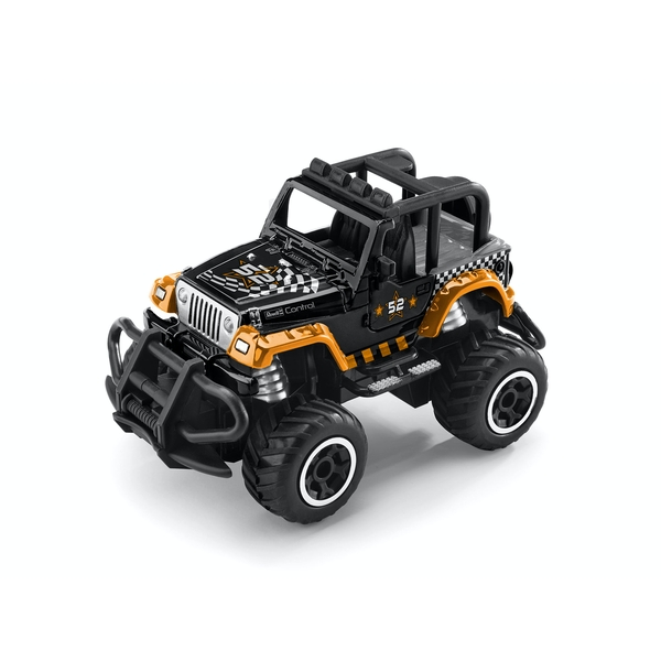 RC SUV Quarter Back Revell Control Car