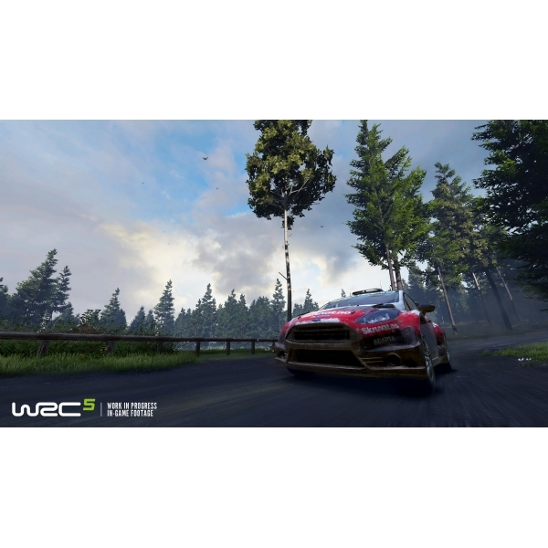 wrc 5 world rally championship xbox one game. Black Bedroom Furniture Sets. Home Design Ideas
