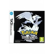Pokemon Black Version Game DS
