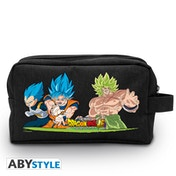 DRAGON BALL BROLY - Broly vs Goku & Vegeta Toilet Bag