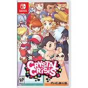 Crystal Crisis Nintendo Switch Game