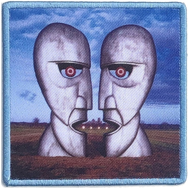 Pink Floyd - The Division Bell Standard Patch