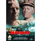 The Battle Of Midway DVD