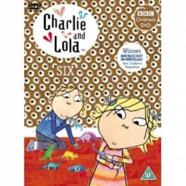 Charlie And Lola Volume Six DVD