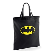 Batman - Logo Bag - Black