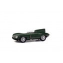Jaguar D 1952 Green 1:43 Solido Model