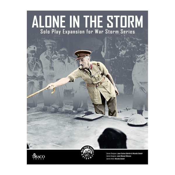 Normandy: Alone in the Storm Expansion Board Game