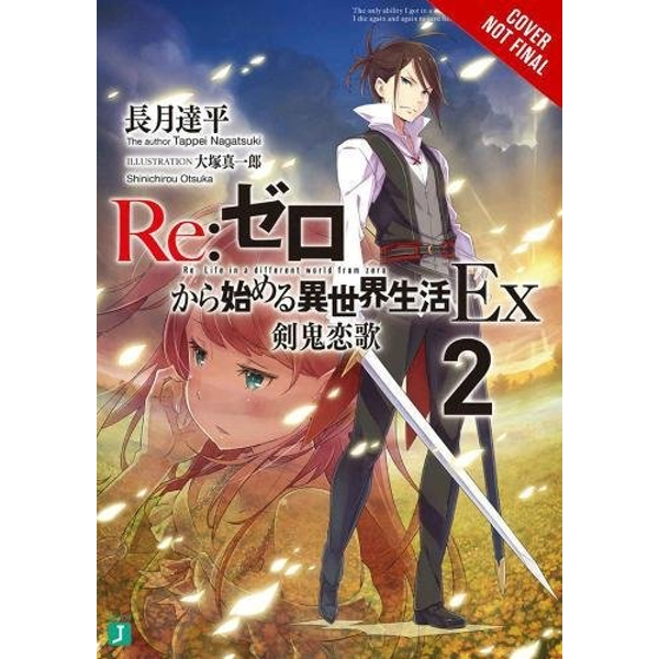 re:Zero Ex, Vol. 2 (Light Novel)