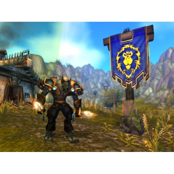 World Of WarCraft Cataclysm Expansion PC CD Key Download for Battle - Image 2