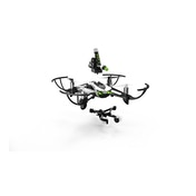 Parrot Mambo Quadcopter Mini Drone with Cannon Shooting and Grabber Accessories