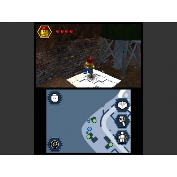 Lego City Undercover The Chase Begins Game 3DS (Selects) - Image 4
