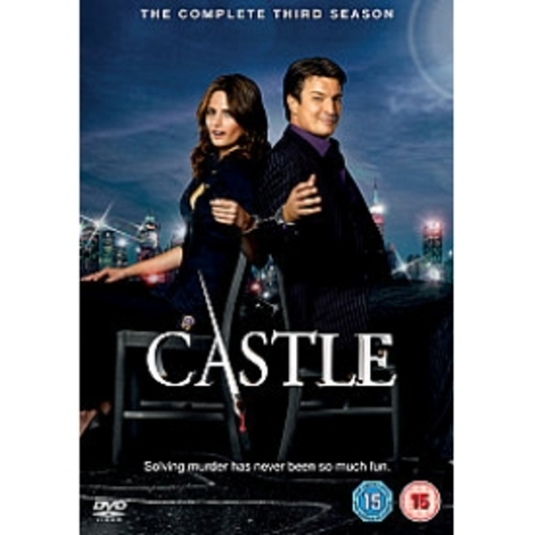 Castle - Complete Series 3 DVD