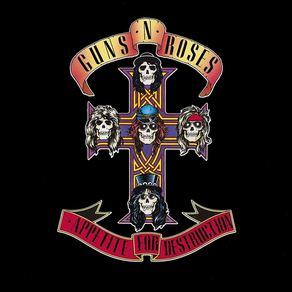 Guns N' Roses - Appetite For Destruction: Remastered CD