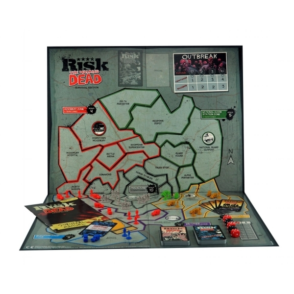 Risk The Walking Dead Edition - Image 2