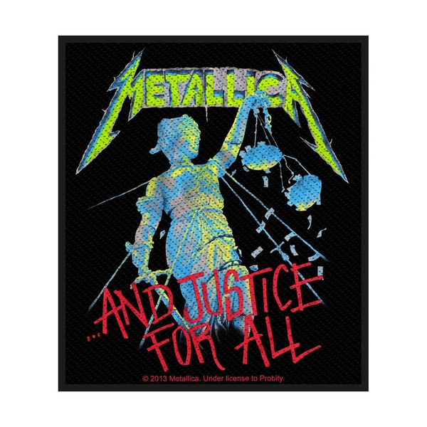 Metallica - And Justice for All Standard Patch