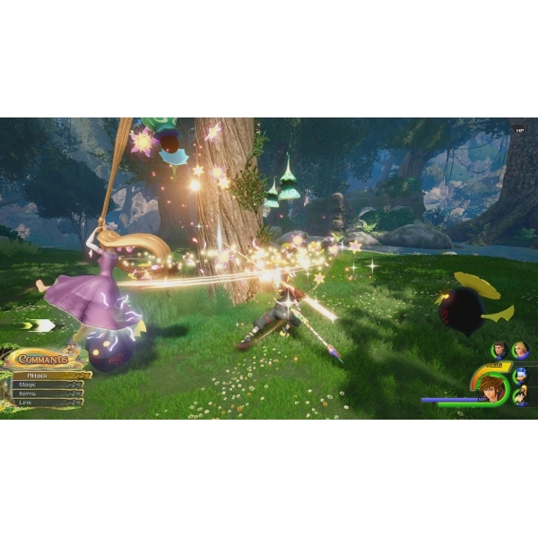 Kingdom Hearts III Deluxe Edition PS4 Game - Image 5