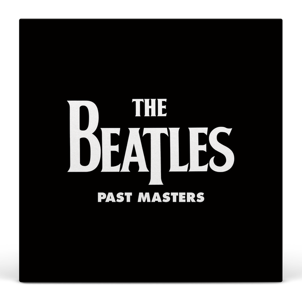 The Beatles ‎– Past Masters Double LP Vinyl  - Image 1