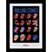 Rolling Stones Tongues 50 x 70 Collector Print - Image 2