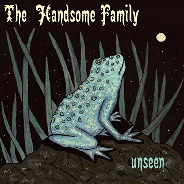 The Handsome Family - Unseen Vinyl