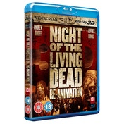 Night of the Living Dead Re-Animation - 3D Blu-ray