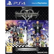 Ex-Display Kingdom Hearts HD 1.5 & 2.5 Remix PS4 Game Used - Like New
