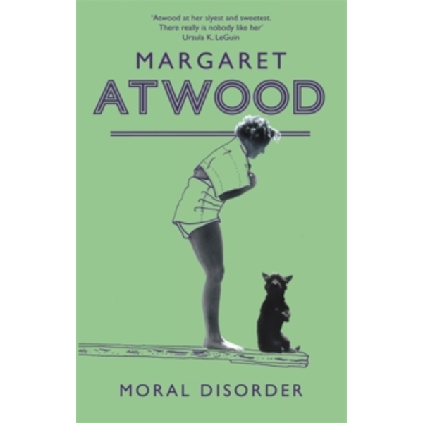 Moral Disorder by Margaret Atwood (Paperback, 2007)