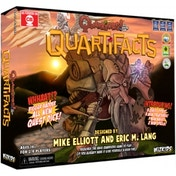 Quarriors! Quartifacts Dice-building Board Game