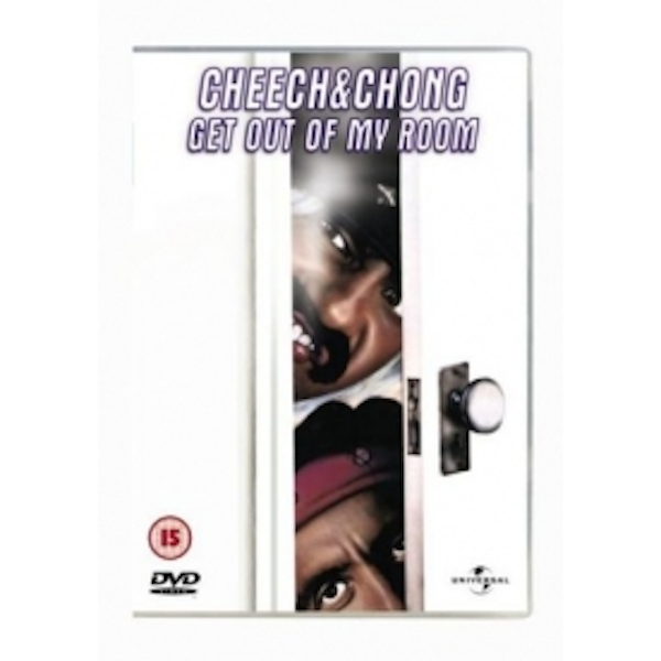 Cheech And Chong: Get Out Of My Room DVD