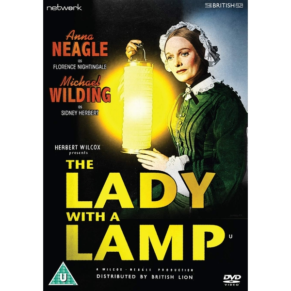The Lady With a Lamp DVD