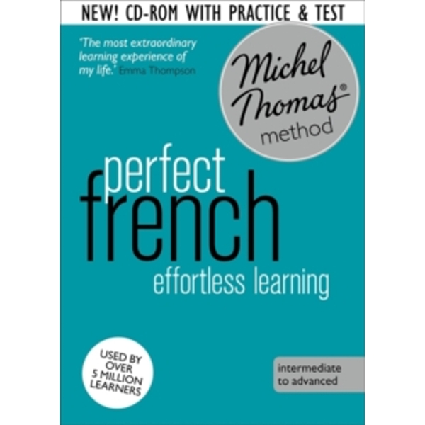 Perfect French Intermediate Course: Learn French with the Michel Thomas Method by Michel Thomas (CD-Audio, 2014)