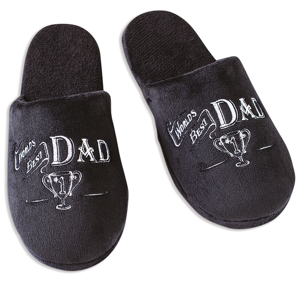 Ultimate Gift for Man Slippers Medium UK Size 9-10 Dad