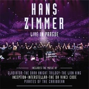 Hanz Zimmer Live In Prague CD