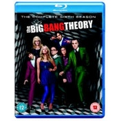 The Big Bang Theory Season 6 Blu-Ray
