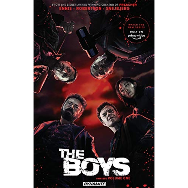 The Boys Omnibus Vol. 1 - Photo Cover Edition