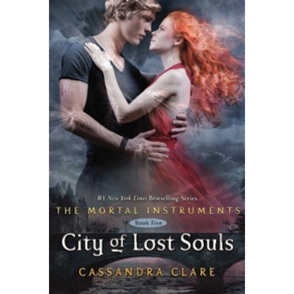 The Mortal Instruments 5: City of Lost Souls by Cassandra Clare (Paperback, 2012)