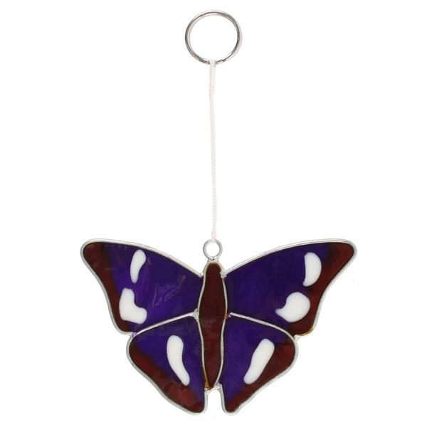 Purple Emperor Suncatcher