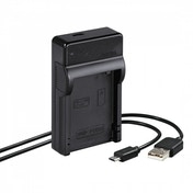 Hama Travel USB Charger for Canon LP-E8