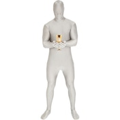 Original Morphsuit Black Large Silver
