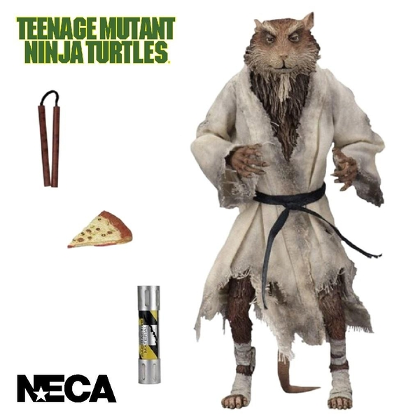 Splinter (TMNT 1990 Movie) 7 Inch Neca Action Figure