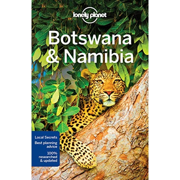 Lonely Planet Botswana & Namibia by Lonely Planet (Paperback, 2017)