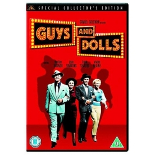 Guys And Dolls Special Collector's Edition DVD