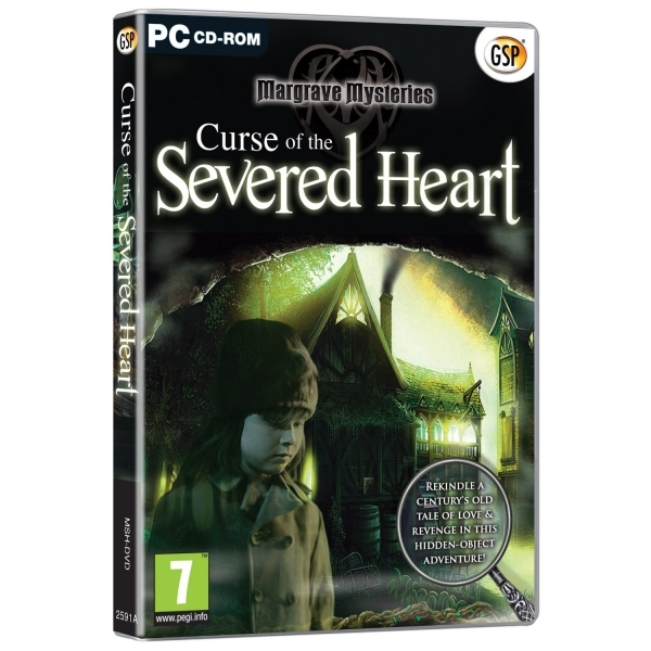 Margrave Curse of the Severed Heart Game PC