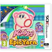 Kirby's Extra Epic Yarn 3DS Game