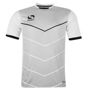 Sondico Precision Pre Match Jersey Adult X Large White