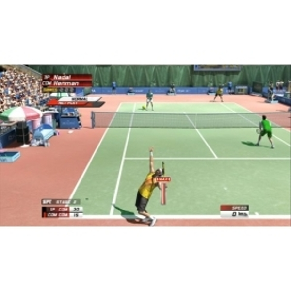 Ex-Display Virtua Tennis 2009 Game Xbox 360 Used - Like New - Image 3