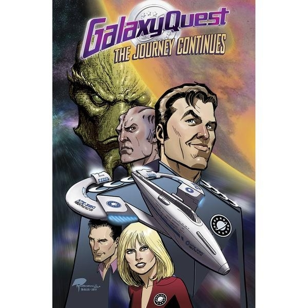 Galaxy Quest The Journey Continues TP