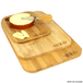 Bamboo Chopping Board - Set of 3 | M&W - Image 3