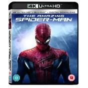 The Amazing Spider-Man 4K UHD + Blu-ray + Digital Download